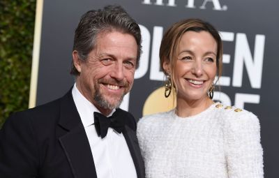 Hugh Grant Jokes Wife Anna Has 'Never Liked' His Rom-Coms
