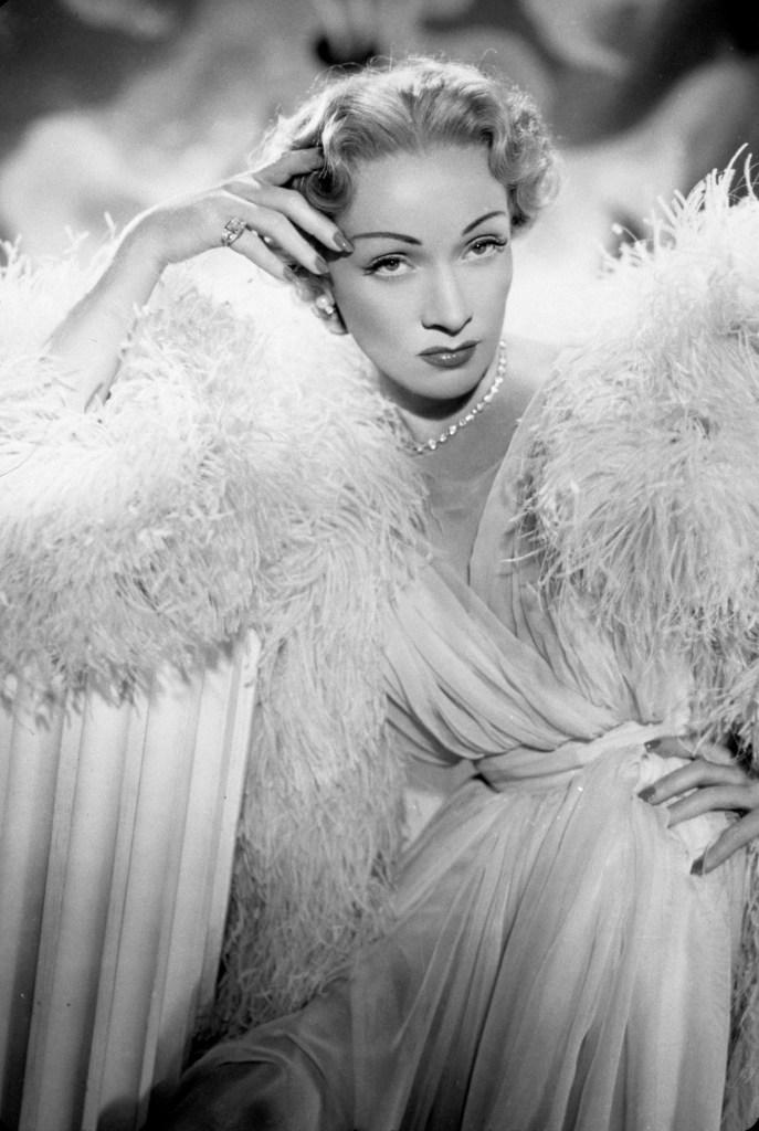 marlene dietrich 1950