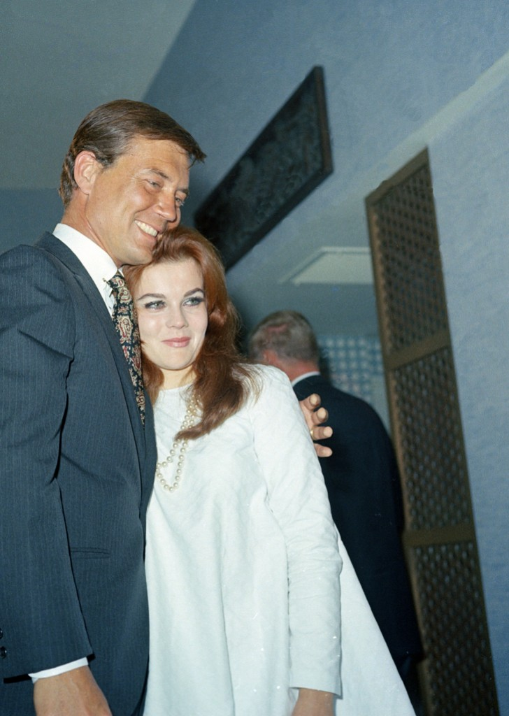 Ann-Margret and Husband Roger Photos