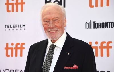 Christopher Plummer Will 'Never Retire — 'Don't Want To'