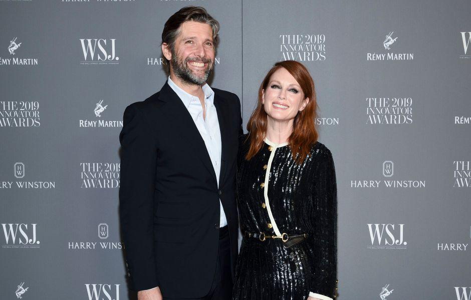 Julianne Moore Is 'Happy' With Husband Bart Freundlich