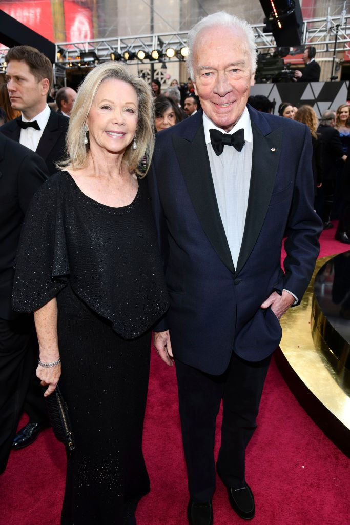Who Is Christopher Plummer's Wife