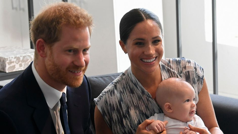 Prince Harry and Meghan's Son Archie Speaks for the First Time
