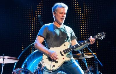 Celebrities Who Died Guitarist Eddie Van Halen dies aged 65, Santa Monica, USA - 06 Oct 2020 Grammys 2021