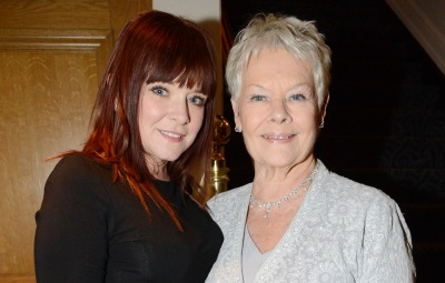 judi-denchs-kids-meet-her-only-daughter-finty-williams