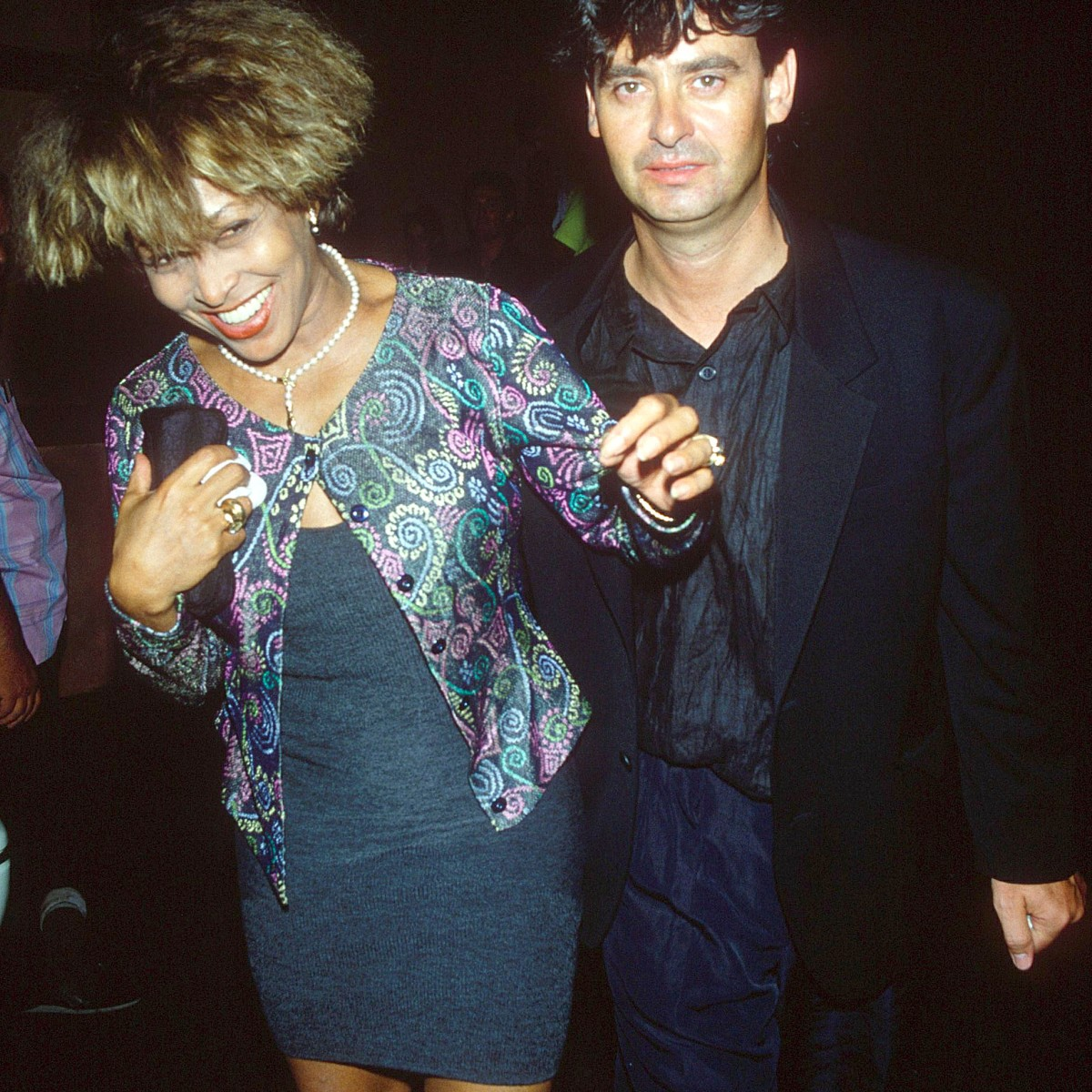 Married bach turner tina erwin Tina Turner