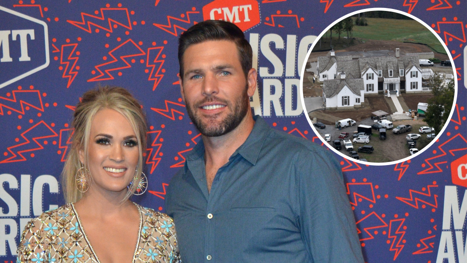 Carrie Underwood Home Nashville House Mike Fisher