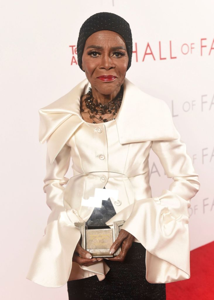Cicely Tyson 25th Television Academy Hall of Fame