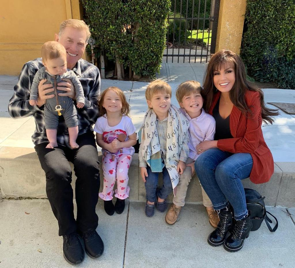 Marie Osmond on Possibility of Grandkids Becoming Child Stars