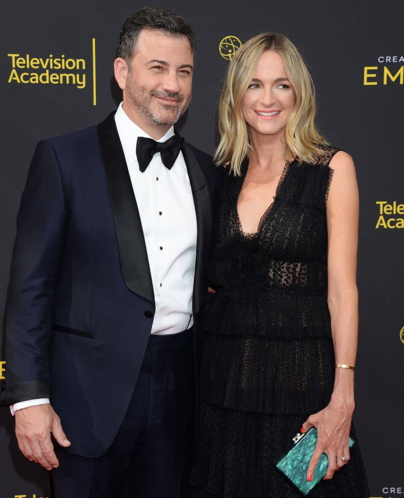 Jimmy Kimmel's Wife Molly McNearney: Inside His Second Marriage