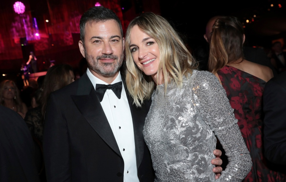 Who Is Jimmy Kimmel's Wife? Molly McNearney Is His Second Spouse
