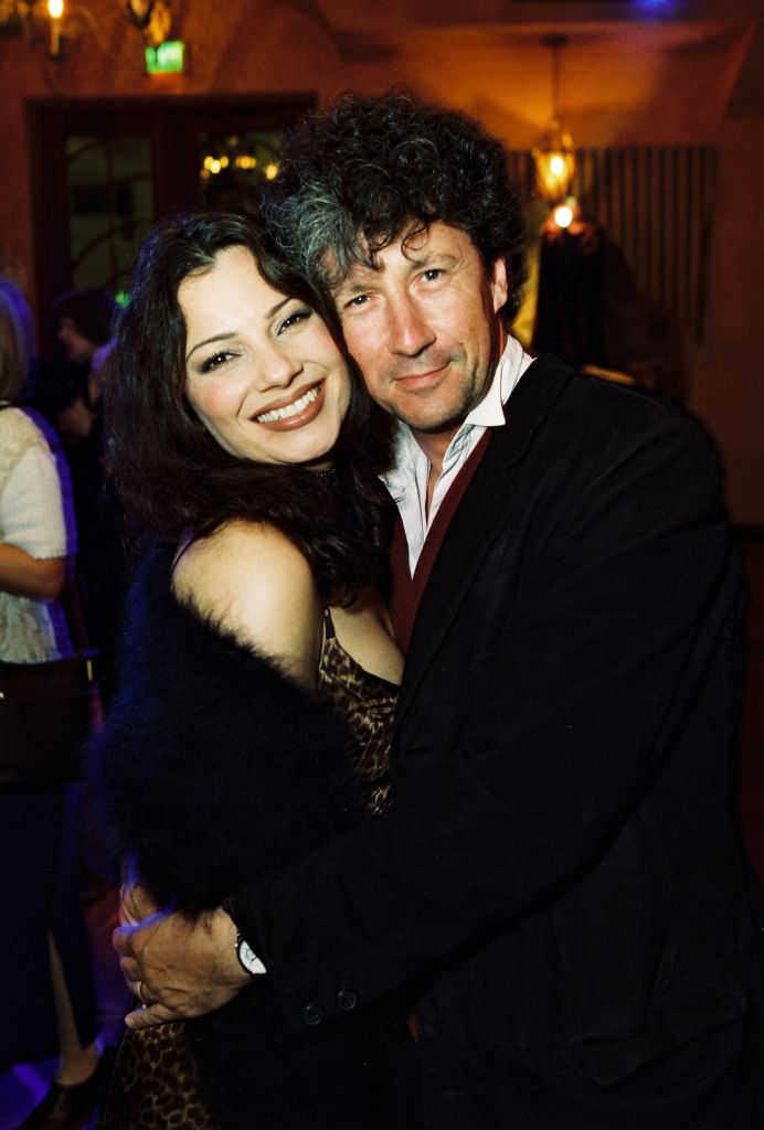 'The Nanny' Series Wrap Party