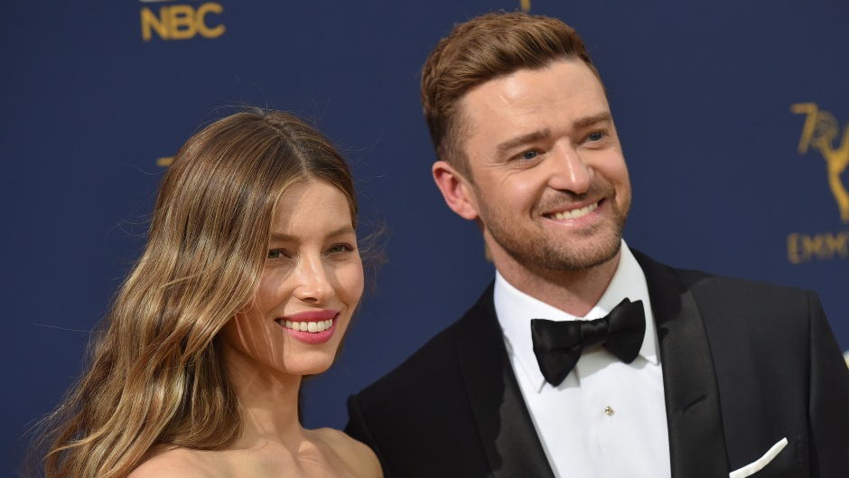 Justin Timberlake and Jessica Biel Are 'Grateful' for Phineas