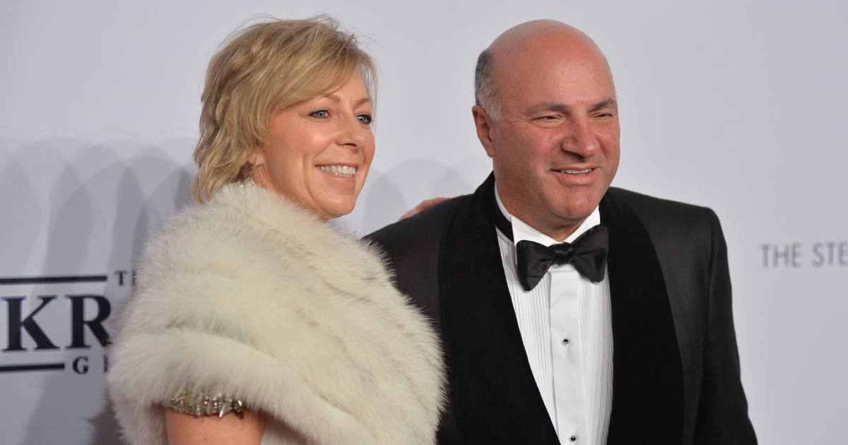 Here's All You Need to Know About Kevin O'Leary's Longtime Wife Linda