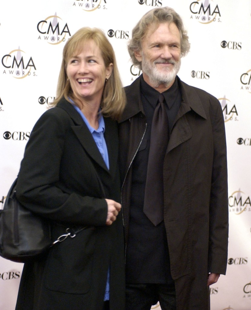 Kris Kristofferson and Wife Lisa Photos