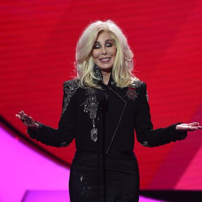 Cher Won't Act Her Age