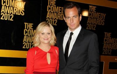 Amy Poehler Shares Kids Archie, Abel With Ex-Husband Will Arnett