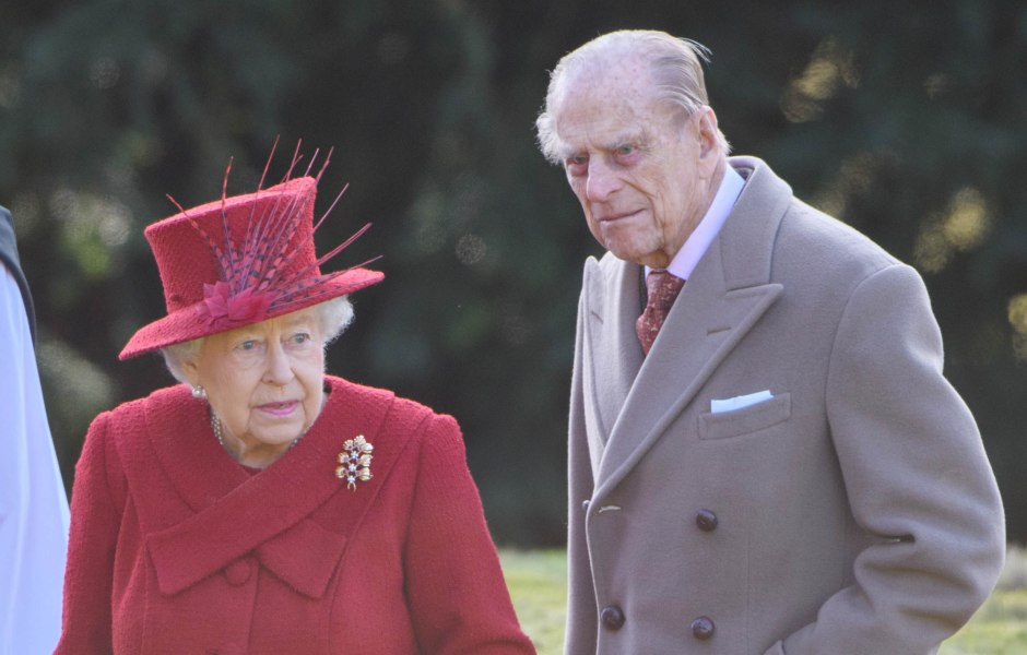 Queen Elizabeth's Husband Prince Philip, 99, Is Hospitalized as a 'Precautionary Measure'