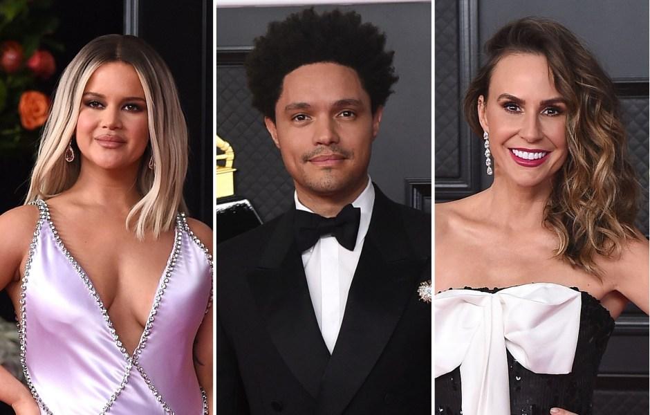 2021 Grammys Red Carpet Photos