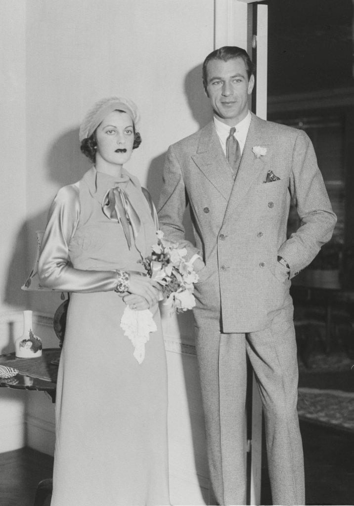 Who Is Gary Cooper's Wife