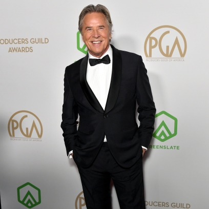 don johnson family first