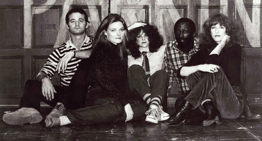original saturday night live cast 1977