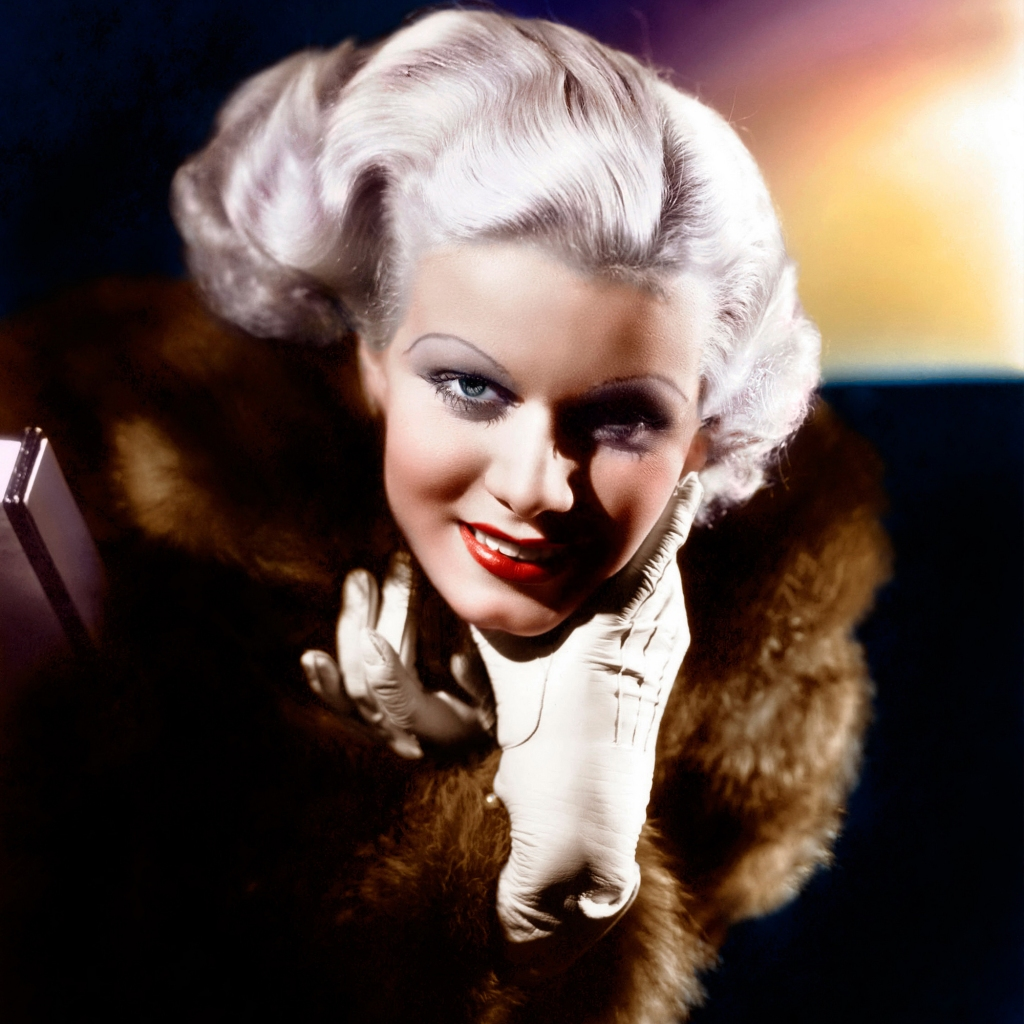 Inside Jean Harlow's Beautiful and Tragic Life in the Spotlight