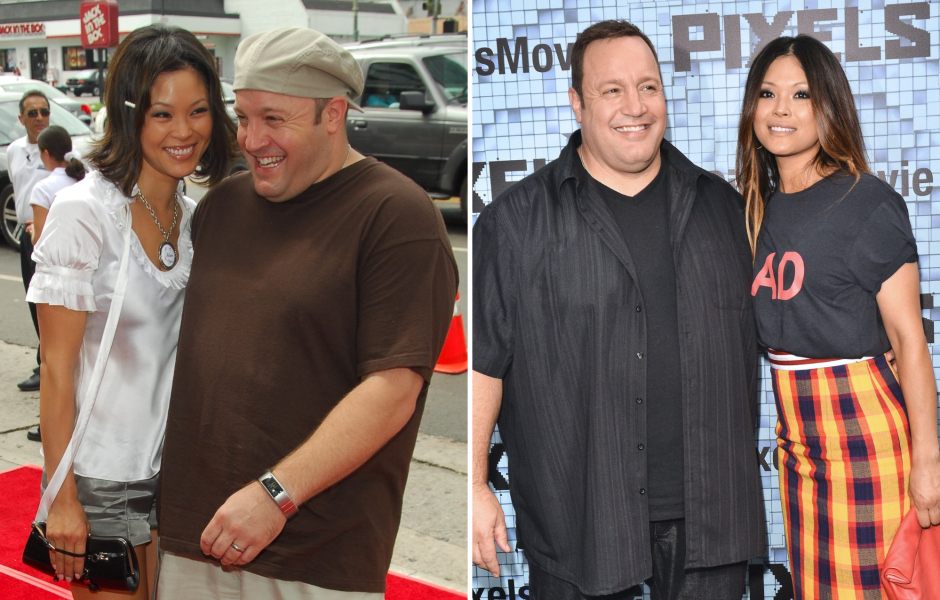 kevin-james-and-wife-steffianas-cutest-photos-over-the-years