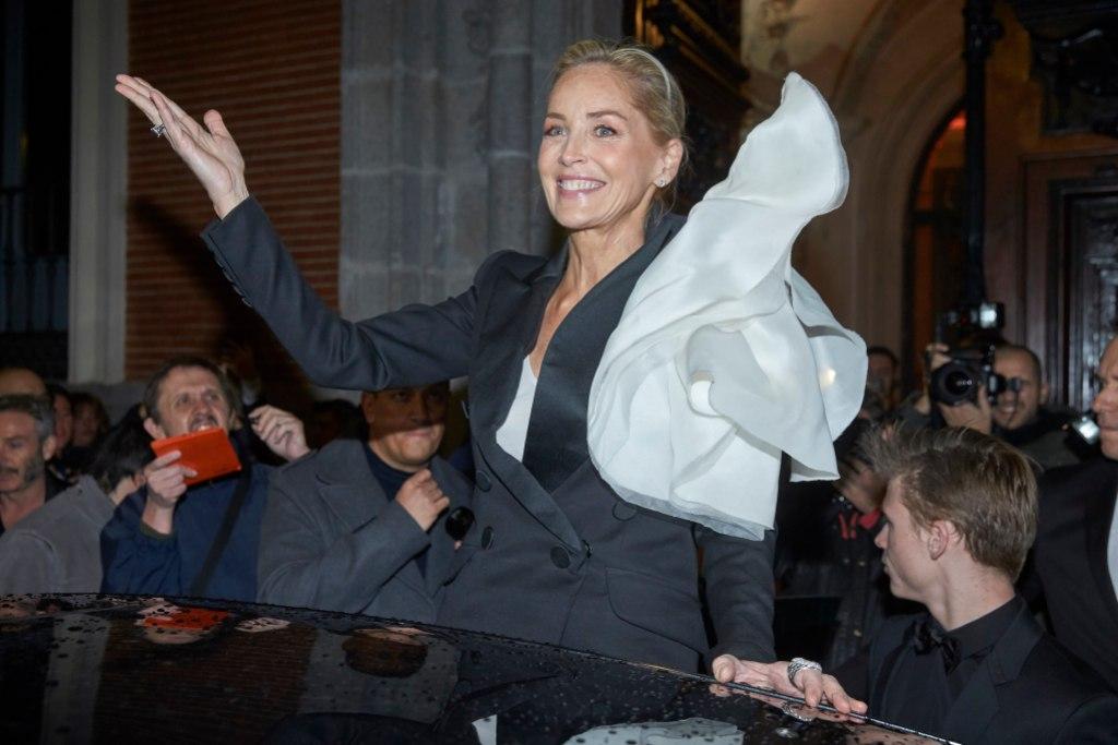 Sharon Stone Survivor Story