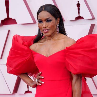 ANGELA BASSETT 93rd Academy Awards - Arrivals, Los Angeles, United States - 25 Apr 2021