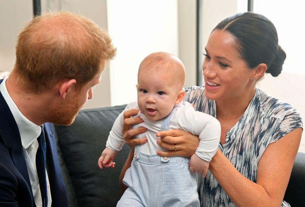 Meghan Markle Gives Birth to Baby No. 2 With Prince Harry Son Archie