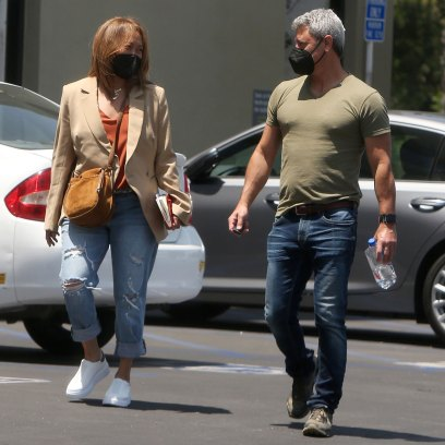 Carrie Ann Inaba and Ex BF Fabien Viteri All Smiles While Reuniting Post-Split 2