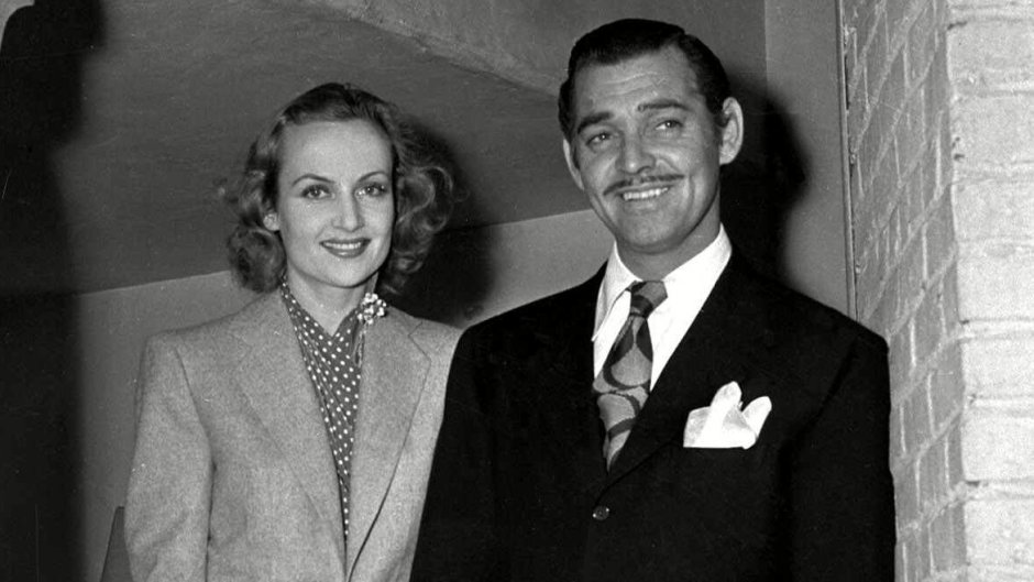 Clark Gable Never Got Over Wife Carole Lombard's Tragic Death
