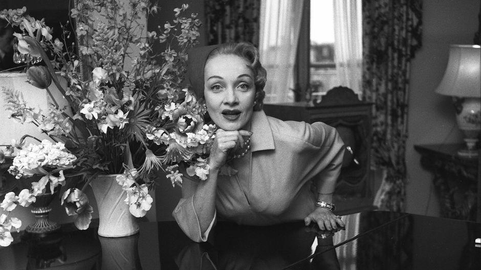 Marlene Dietrich's Grandson Recalls Her 'Simple' Life Before Death