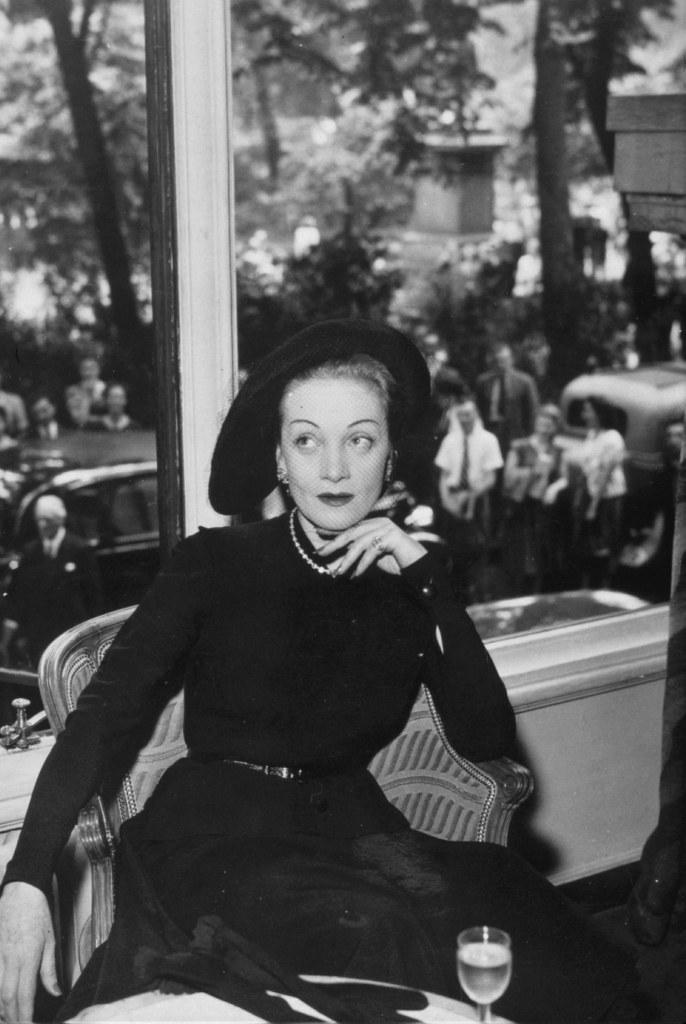 Marlene Dietrich's Grandson Recalls 'Simple' Life in Paris
