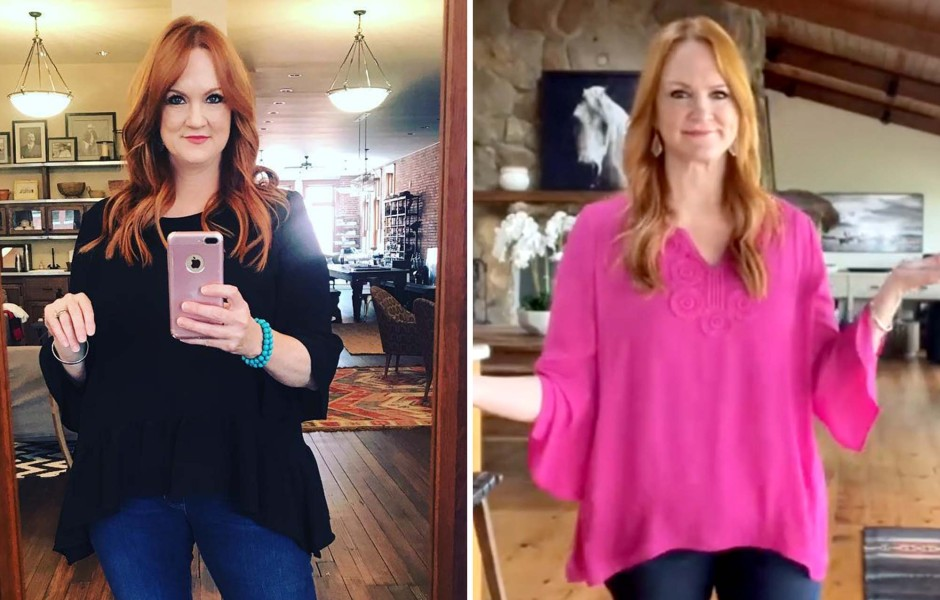 Pioneer Woman Ree Drummond Reveals How She Lost 38 Pounds I Feel So Much Better