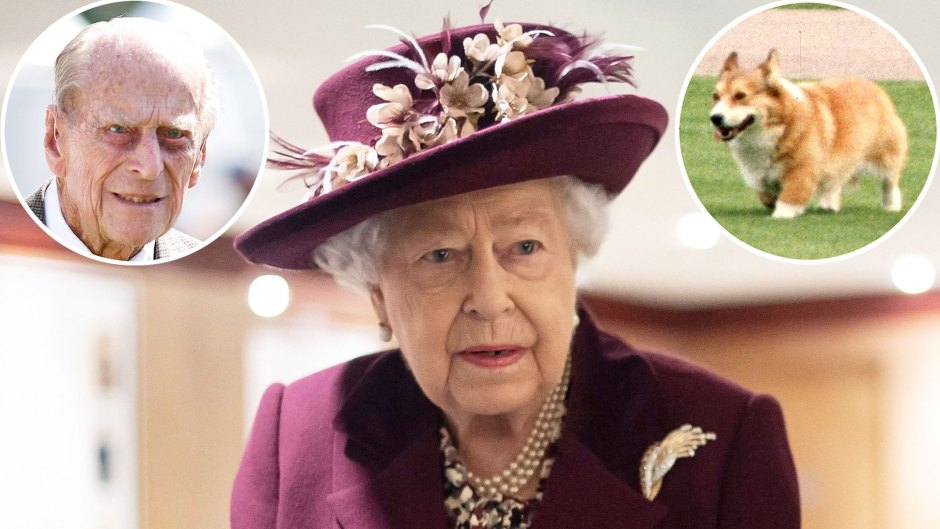 Queen Elizabeth II Devastated Over Loss Puppy Just 6 Weeks After Prince Philips Death