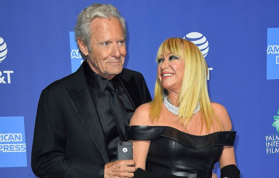 Suzanne Somers Reveals The Secret to Her Steamy Sex Life With Husband Alan Hamel