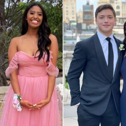 Celebrity Kids' 2021 Prom Pics: Photos of Their Looks