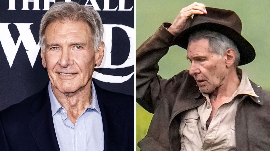 Harrison Ford Injures Shoulder During Fight Scene While Filming Indiana Jones 5