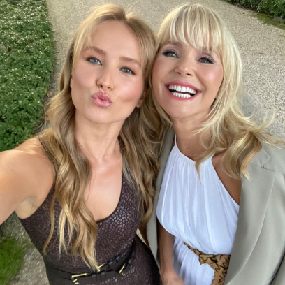 Celebrity Mother Daughter Look-Alikes