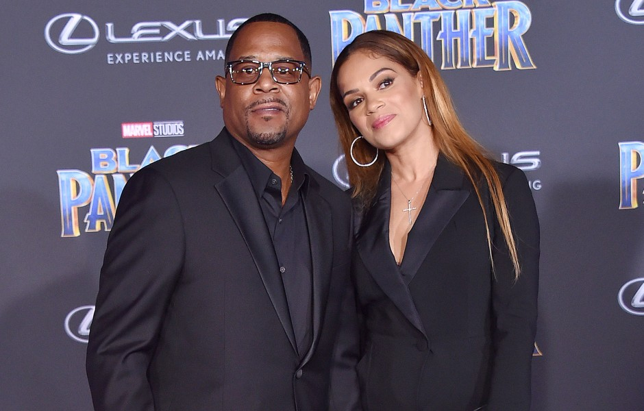 is-martin-lawrence-married-meet-his-ex-wife-shamicka-gibbs