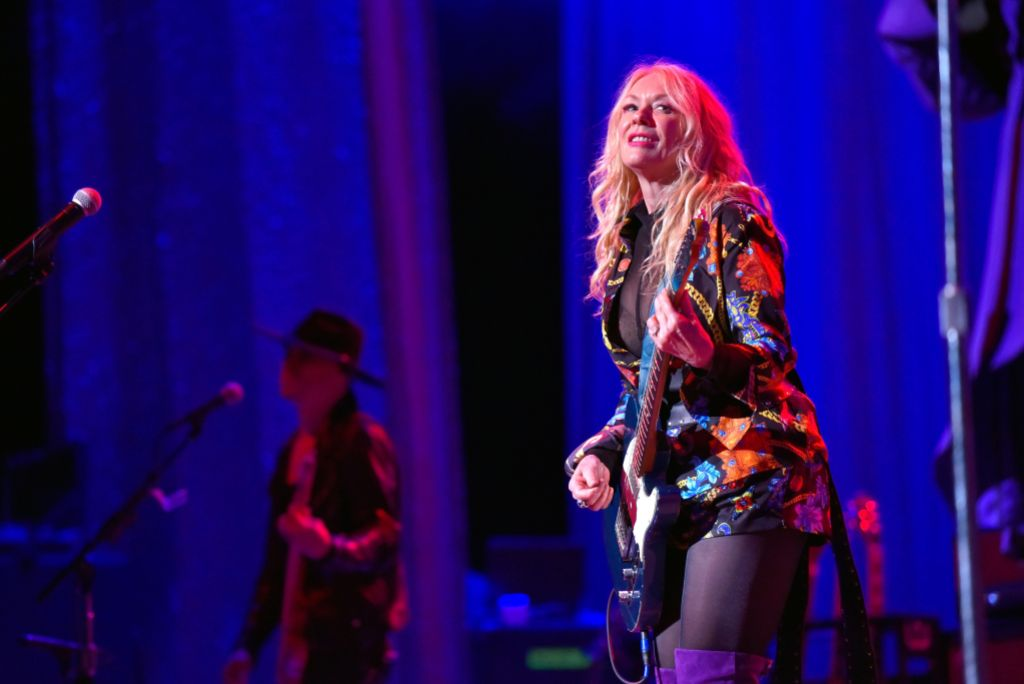 Nancy Wilson 'Feels Free' With First Solo Album