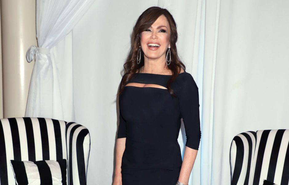 Marie Osmond Models Skinny Jeans After 50-Pound Weight Loss
