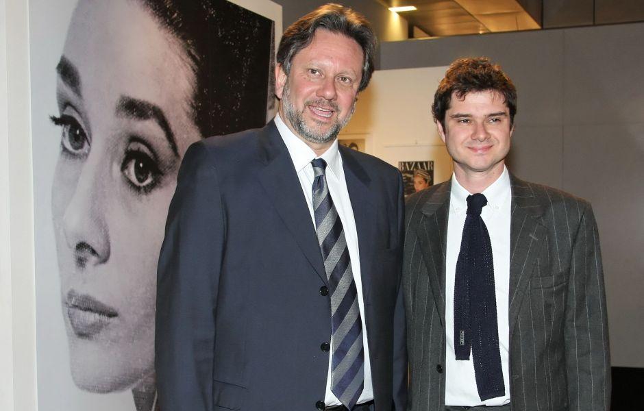 Audrey Hepburn's Sons Recall Their 'Normal Upbringing'