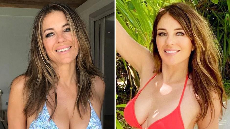 Elizabeth Hurley Sexiest Bikini Photos
