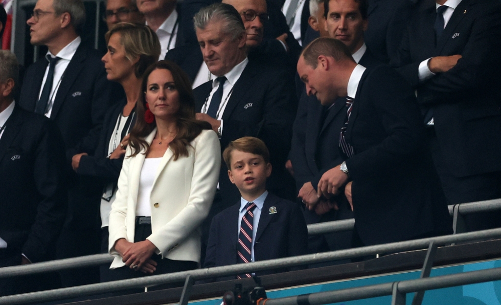 Prince William and Kate Keeping Prince George Out of Spotlight After Online Abuse