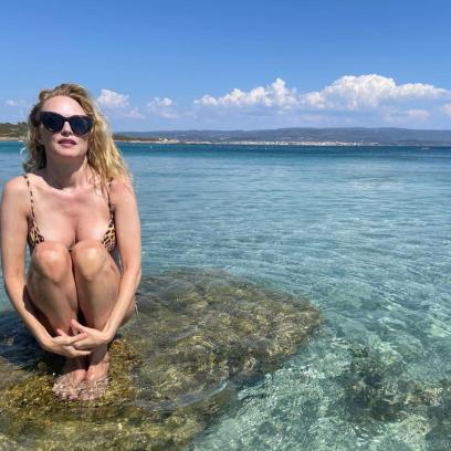 Stars Over 50 In Bikinis