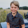 Prince George's 8th Birthday Photo: See Handsome New Portrait