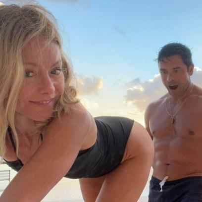 kelly-ripa-and-mark-consuelos-swimsuit-snaps